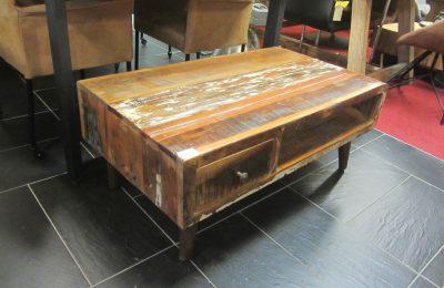 sloophouten meubelen